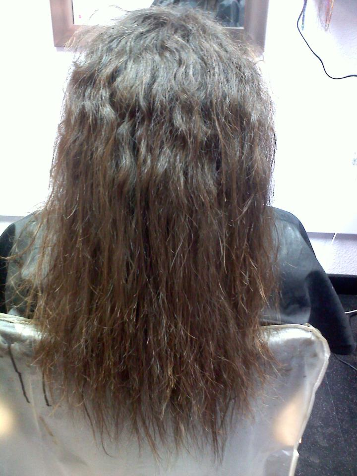 Before Chi Straightening System
